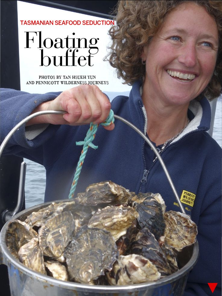 The Life magazine, Issue 7: The Tasmanian Seafood Seduction tour is the ultimate indulgence for anyone who loves seafood. For the best reading experience, download The Life for iPad or Android tablets from The Straits Times Star E-Books app in App Store (https://itunes.apple.com/sg/app/the-straits-times-star/id886065856?mt=8) or Google Play (https://play.google.com/store/apps/details?id=com.sph.ststar). #food #tourism #Australia