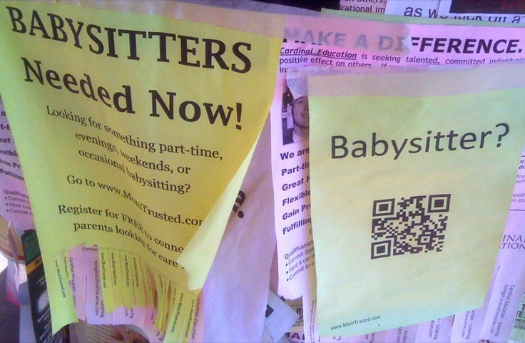Child Care and Babysitters
