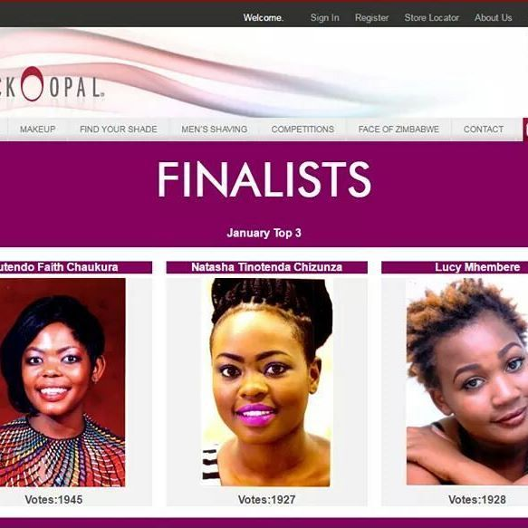 Congratulations to our TOP 3 January contestants! 🎊🎉👏 Rutendo Faith Chaukura, Lucy Mhembere and Natasha Tinotenda Chizunza had the highest votes respectively and each now have a spot among the 12 finalists for the #BOFOZ2017 September Grand Finale.    #AllEyesOnMe  #BLKOPL