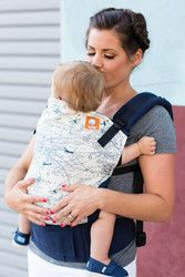 Tula Toddler Carrier - Navigator