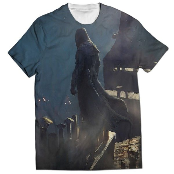 ASSASSINS CREED UNITY ARNO DORIAN ALL OVER PRINTED T-SHIRT Visit: http://www.thewarehouse.pk/assassins-creed-unity-arno-dorian-all-over-printed-t-shirt-14515