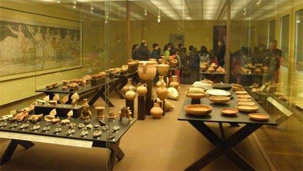 The Archaeological Museum of Mytilene, Lesvos