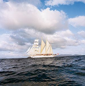 Caribbean Small-Ship Cruises - Articles | Travel + Leisure