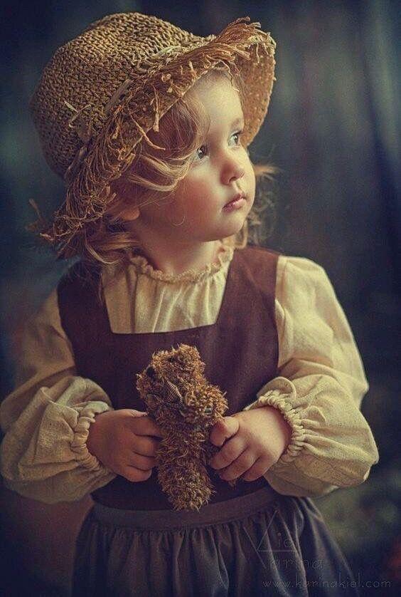 Bambina (antico )