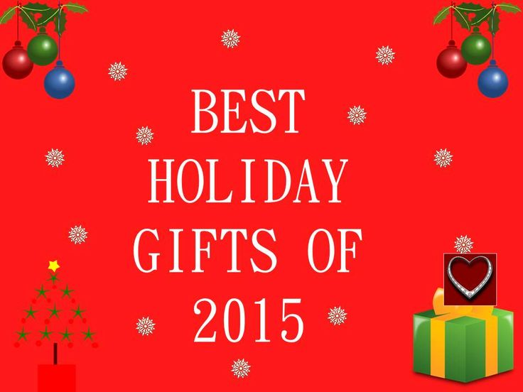 Want to know some of the Best Holiday Gifts you can shop for this holiday? Click the link to find out