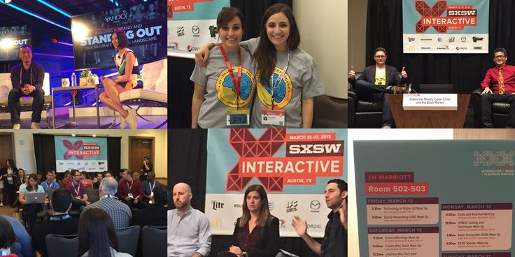 Top 10 SXSW Interactive Panels |