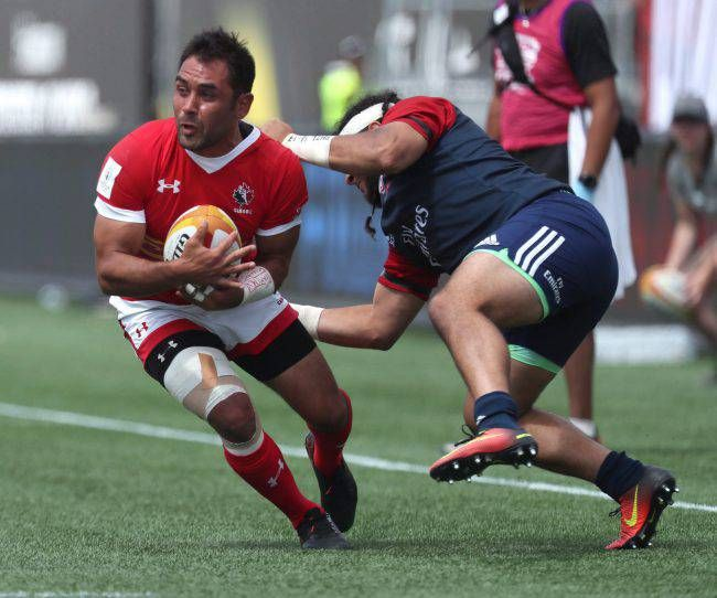 Canadian men lose Rugby World Cup qualifier to U.S., face playoff against Uruguay https://tmbw.news/canadian-men-lose-rugby-world-cup-qualifier-to-us-face-playoff-against-uruguay  Canada's men's rugby team will have to negotiate a two-leg playoff against Uruguay to qualify for the 2019 Rugby World Cup, after it was dealt a 52-16 thrashing at the hands of the United States on Saturday.Canada had won 15 out of 20 qualifiers between the neighbours, but hadn't beaten the Eagles in four years…