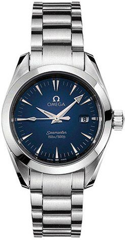 NEW OMEGA AQUA TERRA LADIES 150M WATCH 2577.80.00    Price 	: 	$2,095.00 ( VIP Fashion Australia www.vipfashionaustralia.com - international clothes shop )