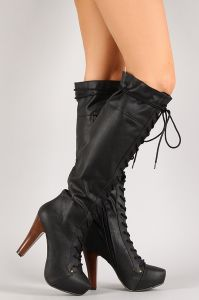 Shop: http://fave.co/16FS6ne Diz Üstü Çizmeler Knee-high boots