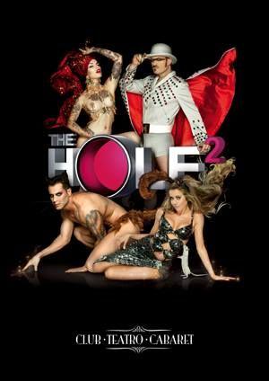 Te presentamos el espectáculo del día: The Hole 2, un show repleto de circo, humor, copas, cenas y mucho canalleo. Hasta el 30 de noviembre podrás disfrutar de este espectáculo en el Teatre Coliseum de Barcelona. Si lo que buscas es pura diversión no dejes escapar esta oportunidad y consúltanos cuanto antes!