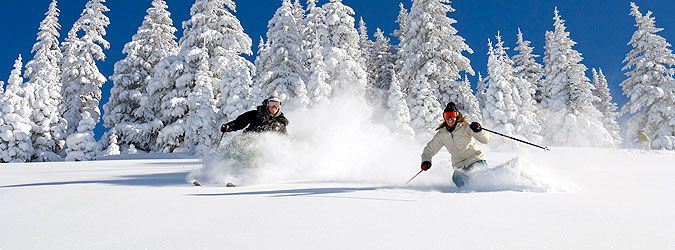 """Time to rip off boring days. Pack things up and celebrate life with a blast! """"Big Savings"""" are waiting for you at Vail!"""