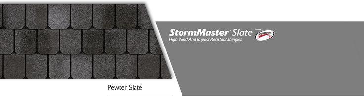 StormMaster Slate Shingles   Atlas Roofing