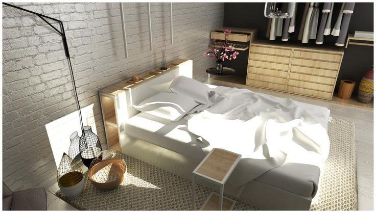 Delta Studio, Dormitor Cutia-Formmat