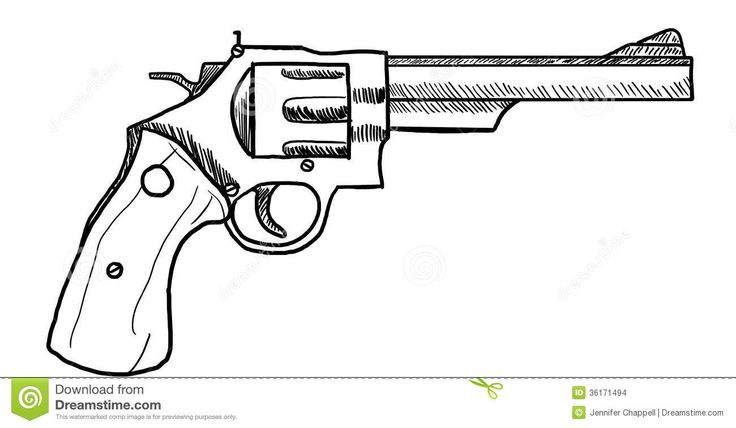 shotgun-drawing.jpg (1300×757) | ArtbyE | Pinterest | Clipart images ...