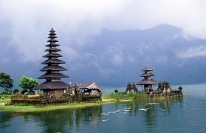 Ulun Danu Temple, Bali #bali #temple #indonesia