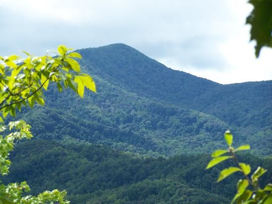 Great Smokey Mountains.....Tennessee