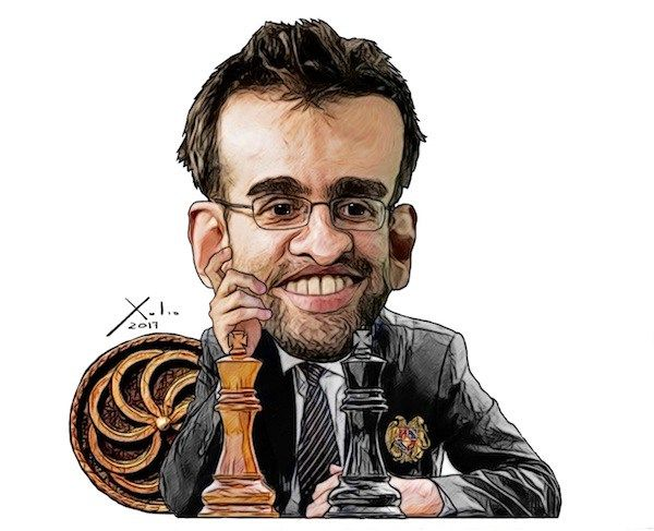 Xulio Formoso: Levon Aronian