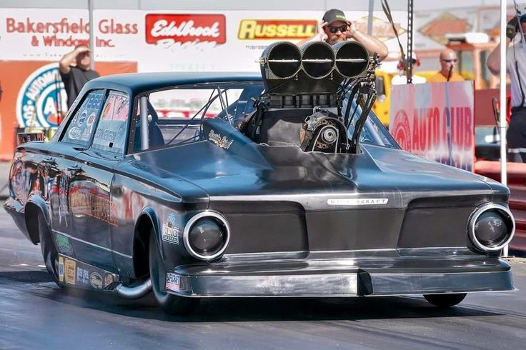 Pro Mod Valiant Today S Drag Racing Including Retro