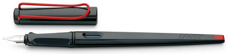 Lamy Joy 1.1mm Nib Black Calligraphy Fountain Pen - Lamy