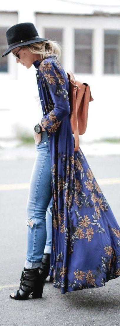 Boho chic Fashion By Happily Grey