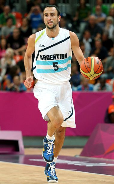 Why It Works: Nations of the world take note. Team Argentina's Li-Ning basketball jerseys prove that you can incorporate the colors of a nation's flag…