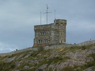 Cabot Tower...Newfoundland