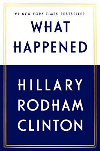 What Happened. Click on the book cover to request this title at the Bill or Gales Ferry Libraries 9/17