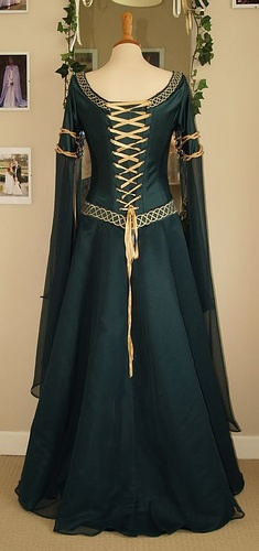 disfraces medievales d.f