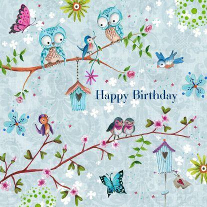 Verjaardagskaart door Cartita Design, te bestellen op www.kaartje2go.nl
