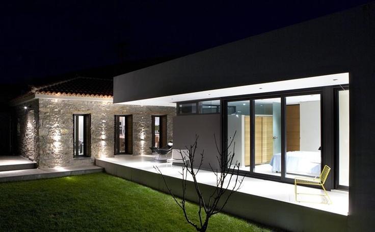 16 best houses croatia images on pinterest modern for Hausmodelle modern