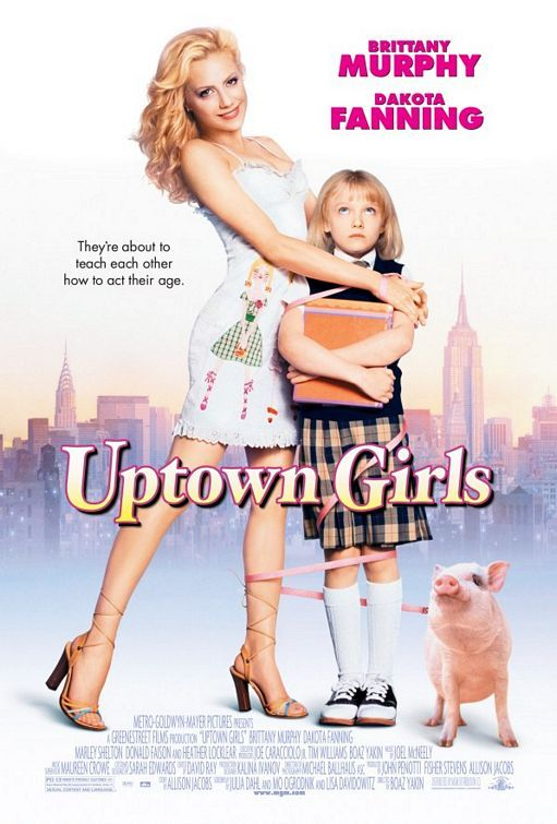 I just watched this movie the other night because it was on TV. Its a pretty good movie. =] Little Dakota Fanning steals the spotlight from the late Brittany Murphy.