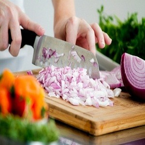 How to Avoid Crying When Chopping Onions #stepbystep