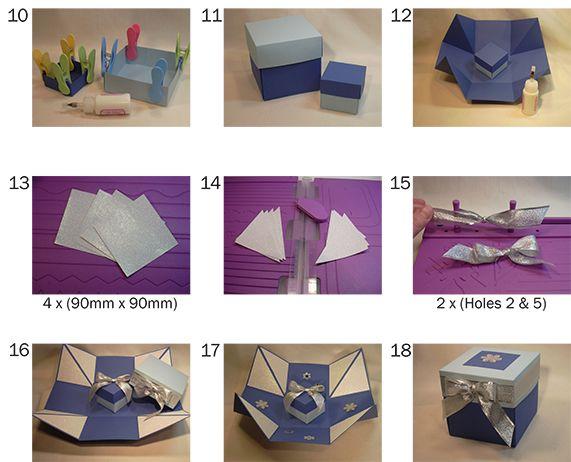 Mines Michaelsen / Glinder Bastelkreis :: NEU: 12-Projects-Ultimate-Pro :: Double_Expanding_Box_2_Anleitung
