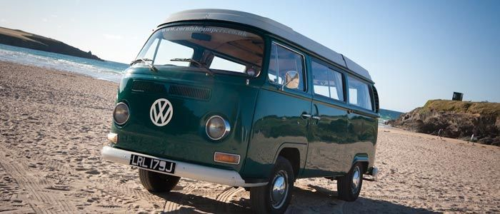 Maggie May Classic VW Camper Hire