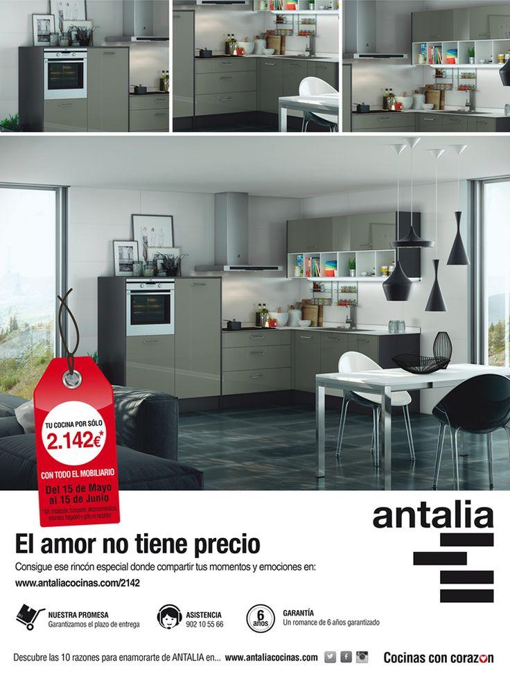 Muebles Cocina Precio. Cocina Con El Diseo La Tecnologa Y Los ...