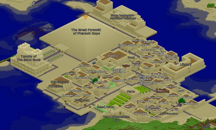 minecraft desert buildings - Google Search | Minecraft ...