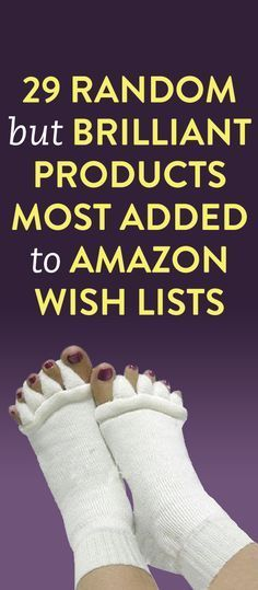 29 Random But Brilliant Products Most Added to Amazon Wish Lists