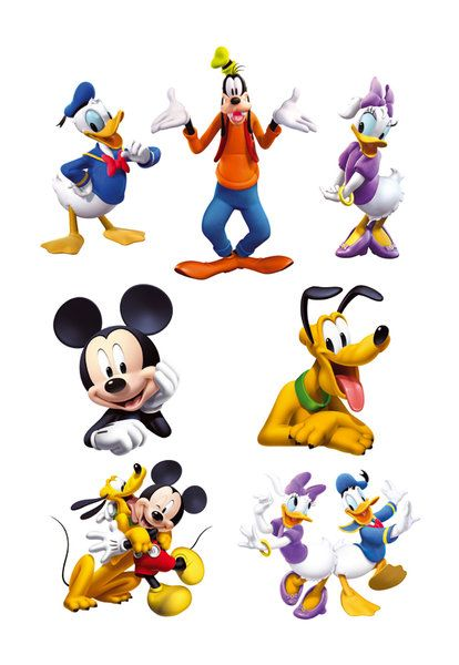 mickey mouse clubhouse characters - Google Search | Mickey ...