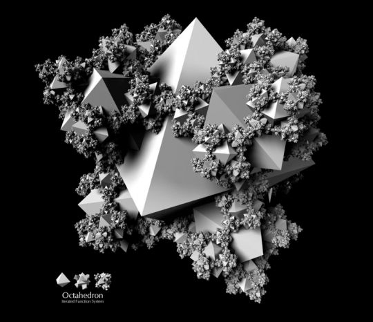 nomadpandapanda: Fractal Solids or platonic solids
