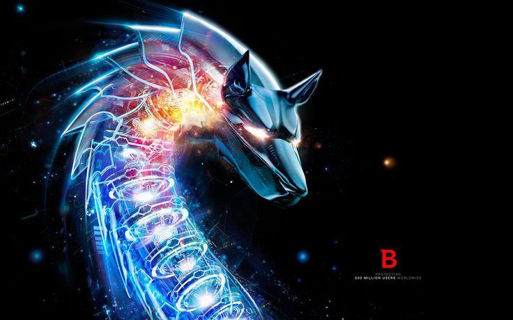 Bitdefender Dacian Wolf Dragon 2015 redesign