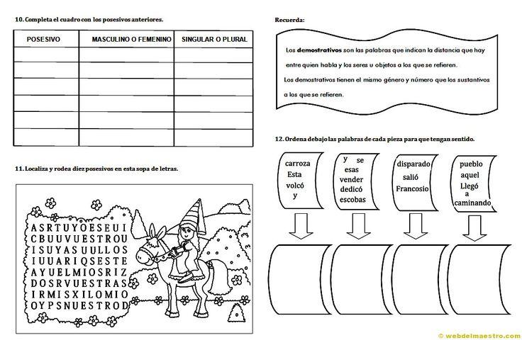 Vocabulario en inglés para niños Web del maestro ThAt