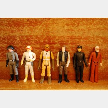 (99+) Fab.com | Original Action Figures Set II