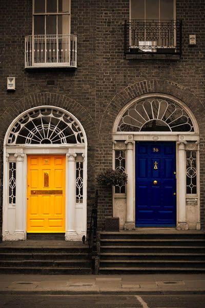 17 Best Images About Irish Doors On Pinterest Blue Doors