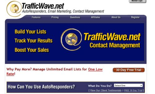 Traffic wave.net