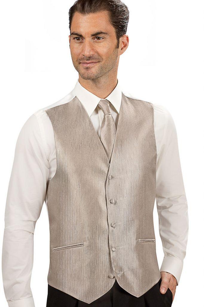 Costume Homme Mariage | Costume > Guy Laurent > Gilet de Costume pour Mariage 2303-04