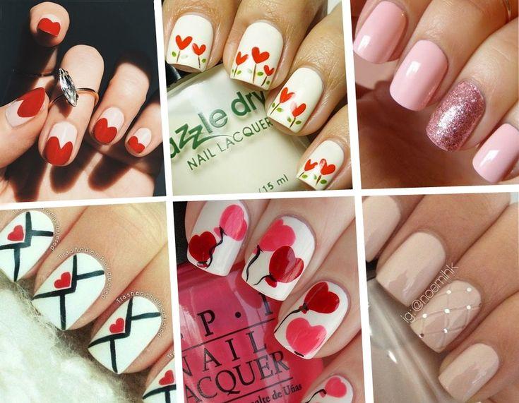 San Valentino è alle porte! Sei alla ricerca di una nail art romantica per il giorno dedicato agli innamorati? TuStyle.it ha selezionato per te le idee più