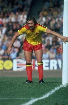 Dennis Booth Watford 1979
