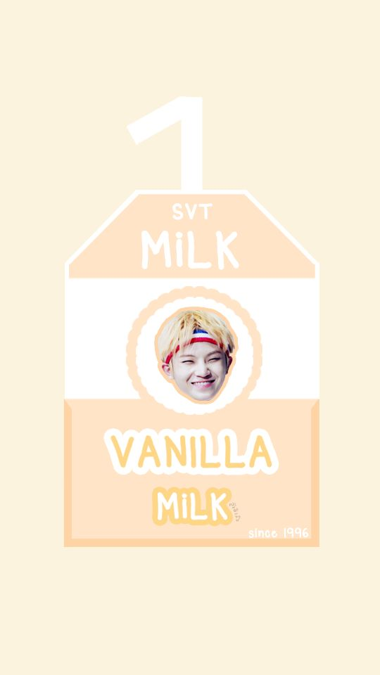SEVENTEEN MILK BOX [VANILLA MILK - WOOZI] #seventeen #svt #carat #17 #love&letter #repackagealbum #verynice #scoups #hoshi #jun #joshua #woozi #dokyeom #mingyu #the8 #vernon #seungkwan #jeonghan #wonwoo #dino #wallpaper