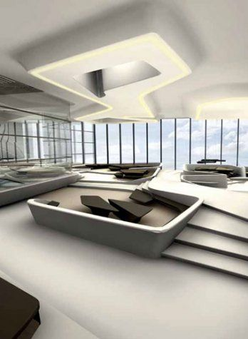 422 best zaha hadid images on pinterest architecture for Interior design zaha hadid