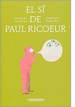"""El sí de Paul Ricoeur. """"Rodeado de sus libros y sus recuerdos, el filósofo Paul Ricoeur medita. A lo largo de toda su vida recorrió el mundo para consultar a los pensadores de su tiempo. Pero su doble, bajo los rasgos de una lechuza, viene a posarse sobre su hombro y le invita al mayor de los viajes: recorrer el camino del consentimiento y decirse sí a sí mismo."""""""